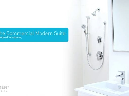 Moen Commercial – Designed to Impress